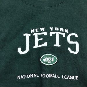 Lee Sport Sweaters - Vintage New York Jets Crewneck Sweater Size XL